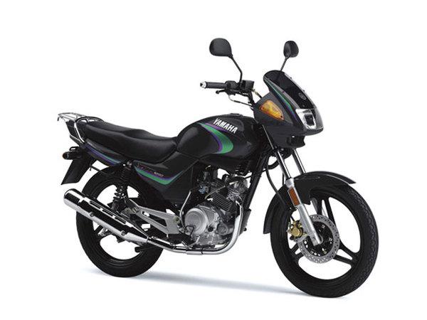 Yamaha YBR 125 2006 года выпуска