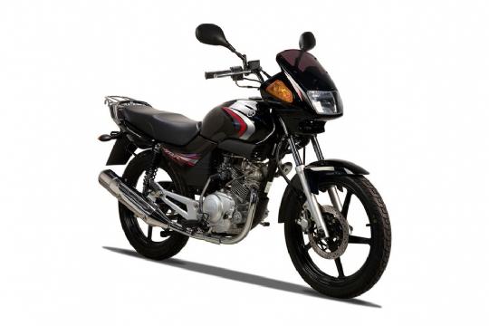 Yamaha YBR 125 2009 года выпуска